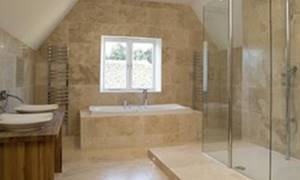 New bathrooms from Heathlands Heating Ltd