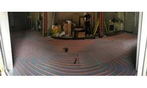 underfloor heating from Heathlands Heating Ltd